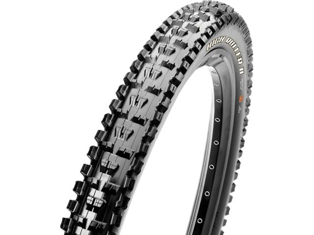 "Maxxis High Roller II Folding Tyre 27.5x2.30"" DD TR 3C MaxxTerra, black"